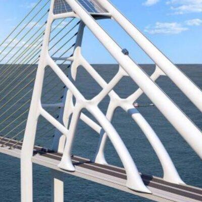 A MAIOR OBRA DO BRASIL: Rui autoriza concessionária a fazer desapropriações para construção de ponte