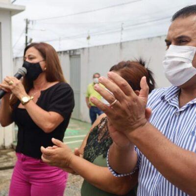 Soane Galvão prestigia os 69 anos de Ibicaraí ao lado de Lula Bandrão e lideranças