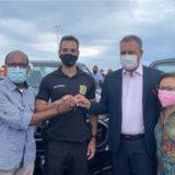 Vice-prefeito participa do lançamento da Operação Verão; 7ª Coorpin Ilhéus recebe Picape Ranger